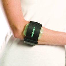 AIRCAST Pneumatic Armbånd Smerter i albue | Tennisalbue | Albuesmerte