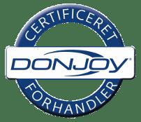 Certificeret DONJOY forhandler