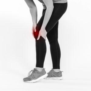 Knæskinne & bandager
